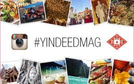 instagramの投稿がYindeedのウェブサイトのコンテンツに! #YINDEEDMAG 始めました