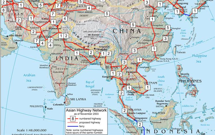asia-highway