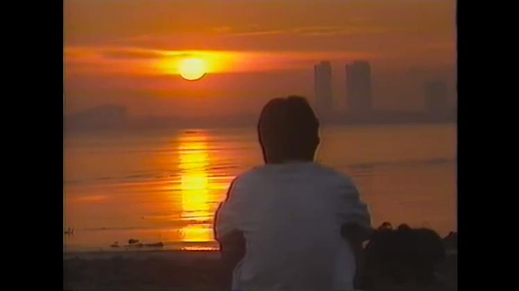 sunset melaka