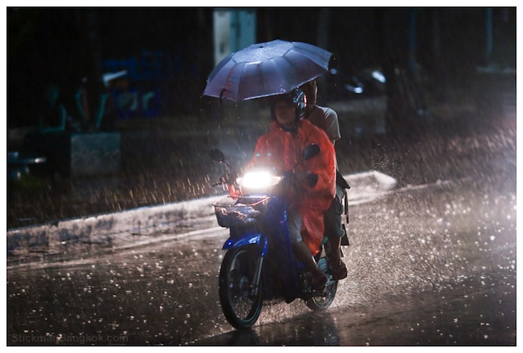 thai rainy season