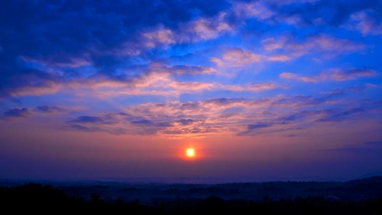 chiang rai sunset
