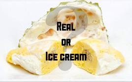 見た目も味もドリアンそのもの! ドリアンアイスのクオリティが高すぎる件。