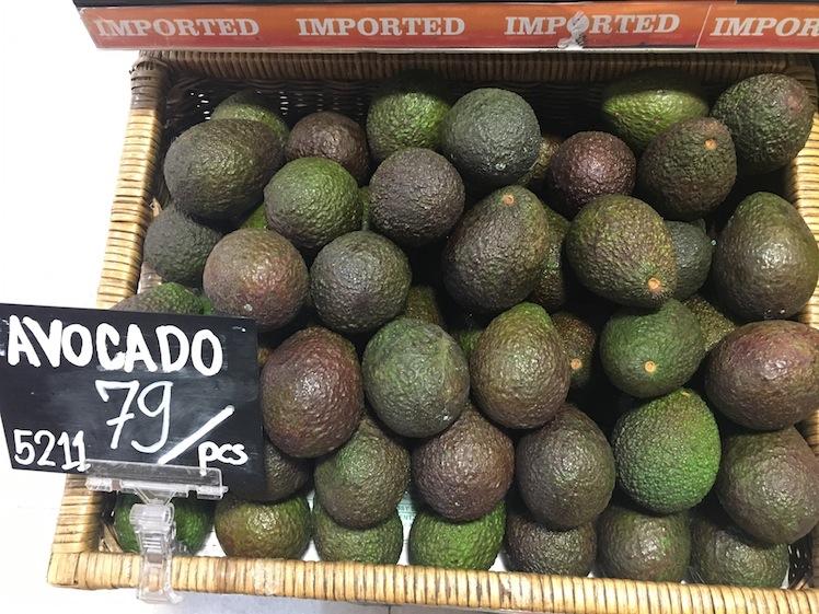avocado thai