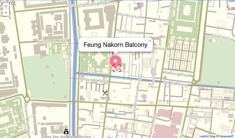 Fueng nakorn balcony