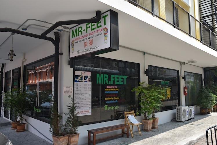 foot massage bangkok