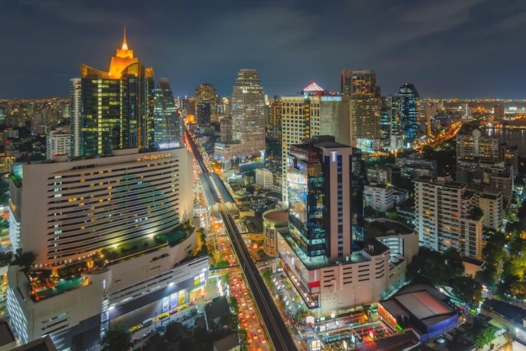 Red Planet Surawong Bangkok