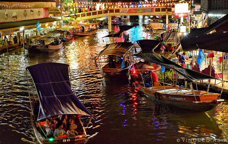Photogenic Thailand Amphawa