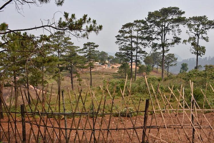 Ban Nor – Lae The Border of Thailand & Myanmar