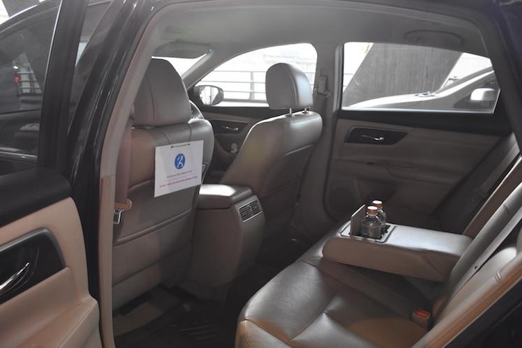 sp limousine