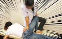 重症患者どんと来い! バンコクの整体院あおいニュートンクリニックは腰痛・肩こりの110番的存在だった。