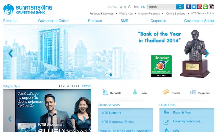 krungthai bank app
