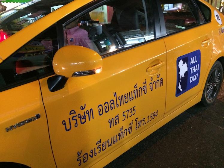 all thai taxi