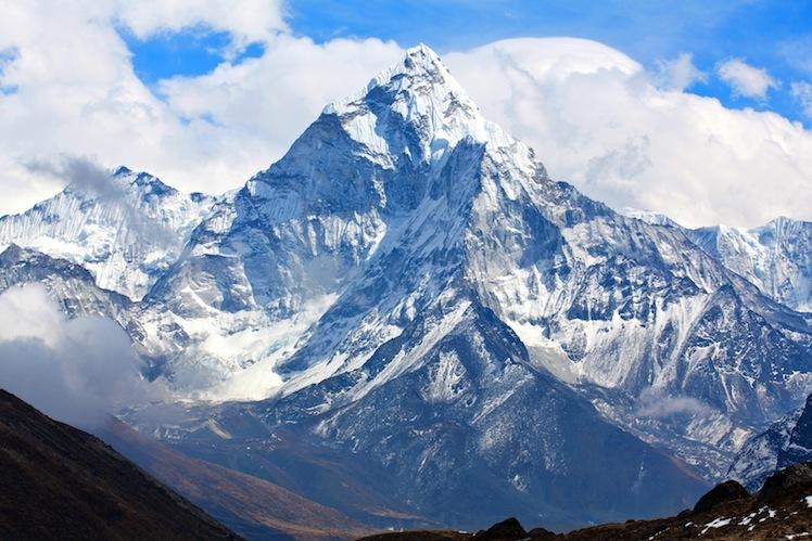 Ama Dablam Mount, Nepal