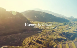 ドローンで行く! ベトナム絶景の旅 【今すぐ縦断したくなる動画9選!】