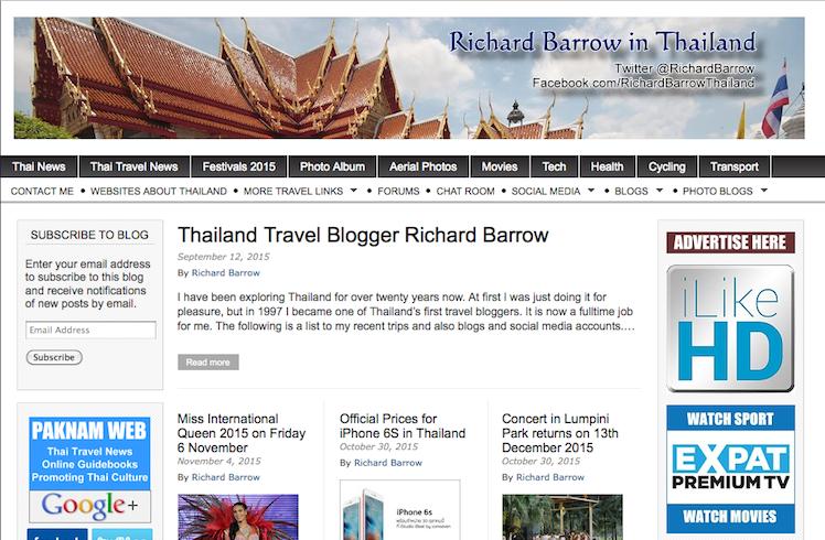 richard barrow