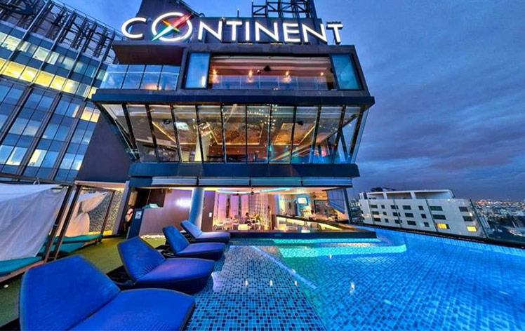 continent hotel bangkok
