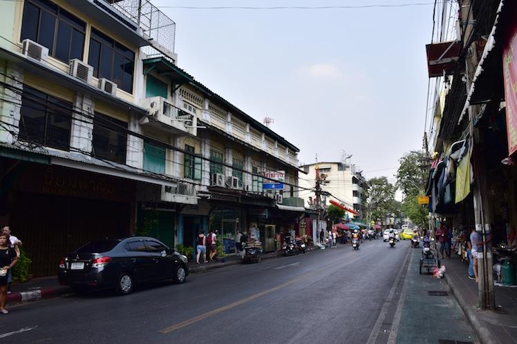 tanao road