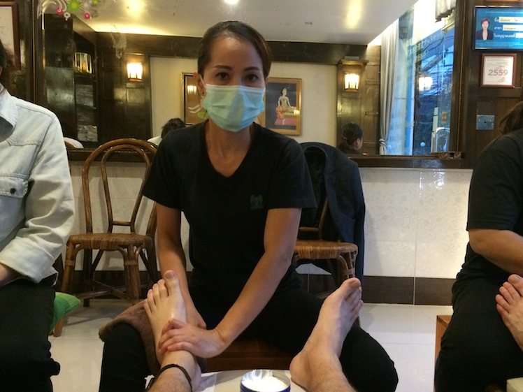 foot massage bangkok