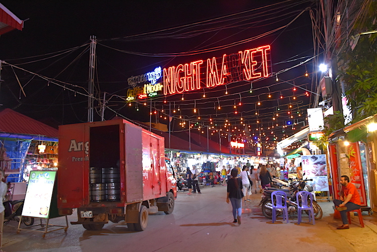 night market siem reap