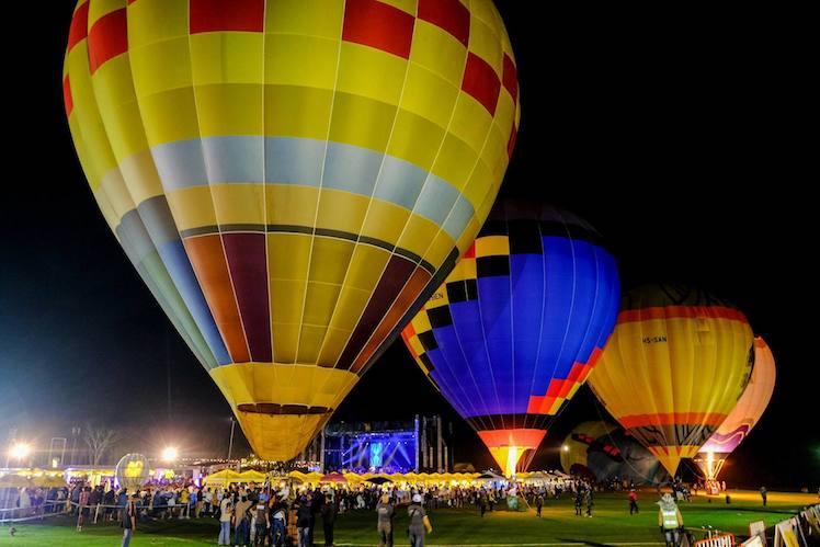 Singha Park Chiangrai Balloon Fiesta