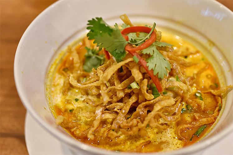 phrakanong craftcafe khaosoi