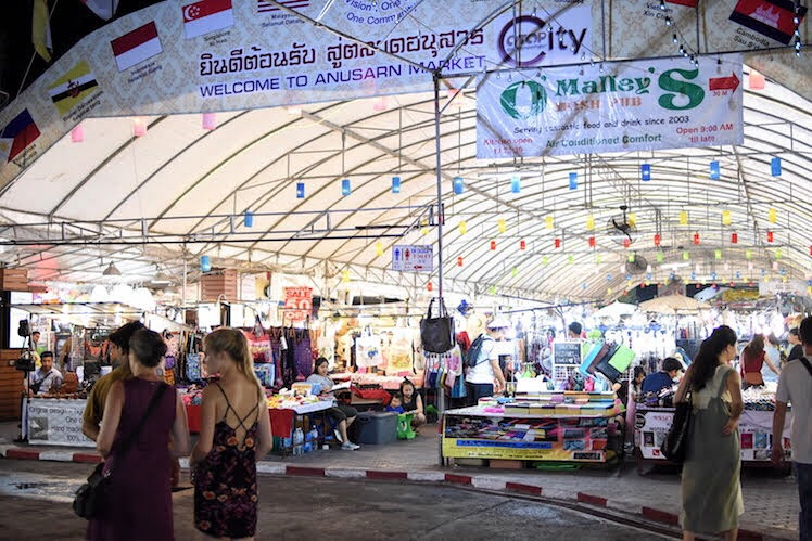 chiangmai-night-bazaar