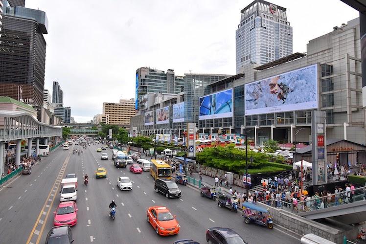 walking bangkok rangnam