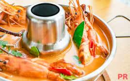 人気タイ料理店「サボイシーフード」がリニューアル! 進化を遂げた絶品の新メニューをお試しあれ!