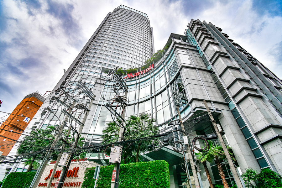 Marriott Executive Apartments Bangkok Sukhumvit Thonglor