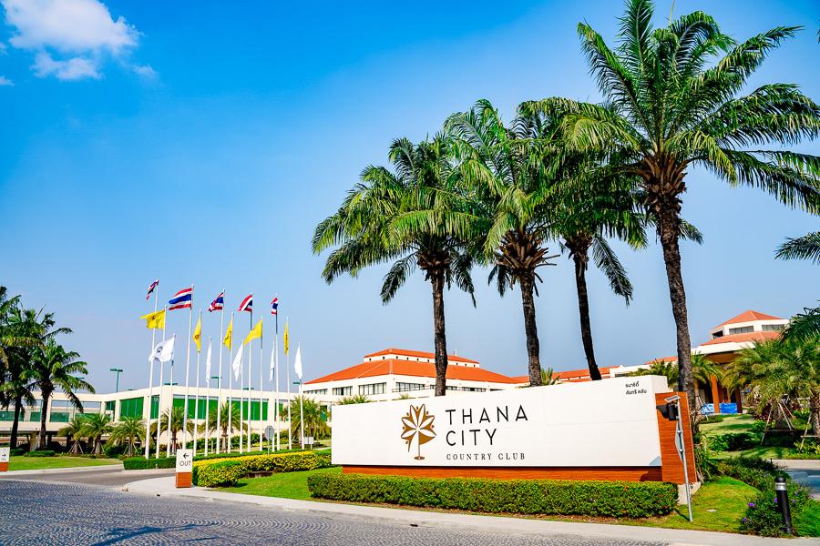 Thana city
