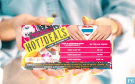毎月変わる10ブランドのクーポンをGETしよう! エンポリとエムクオで「Tourist Hot Deal」が開催中!