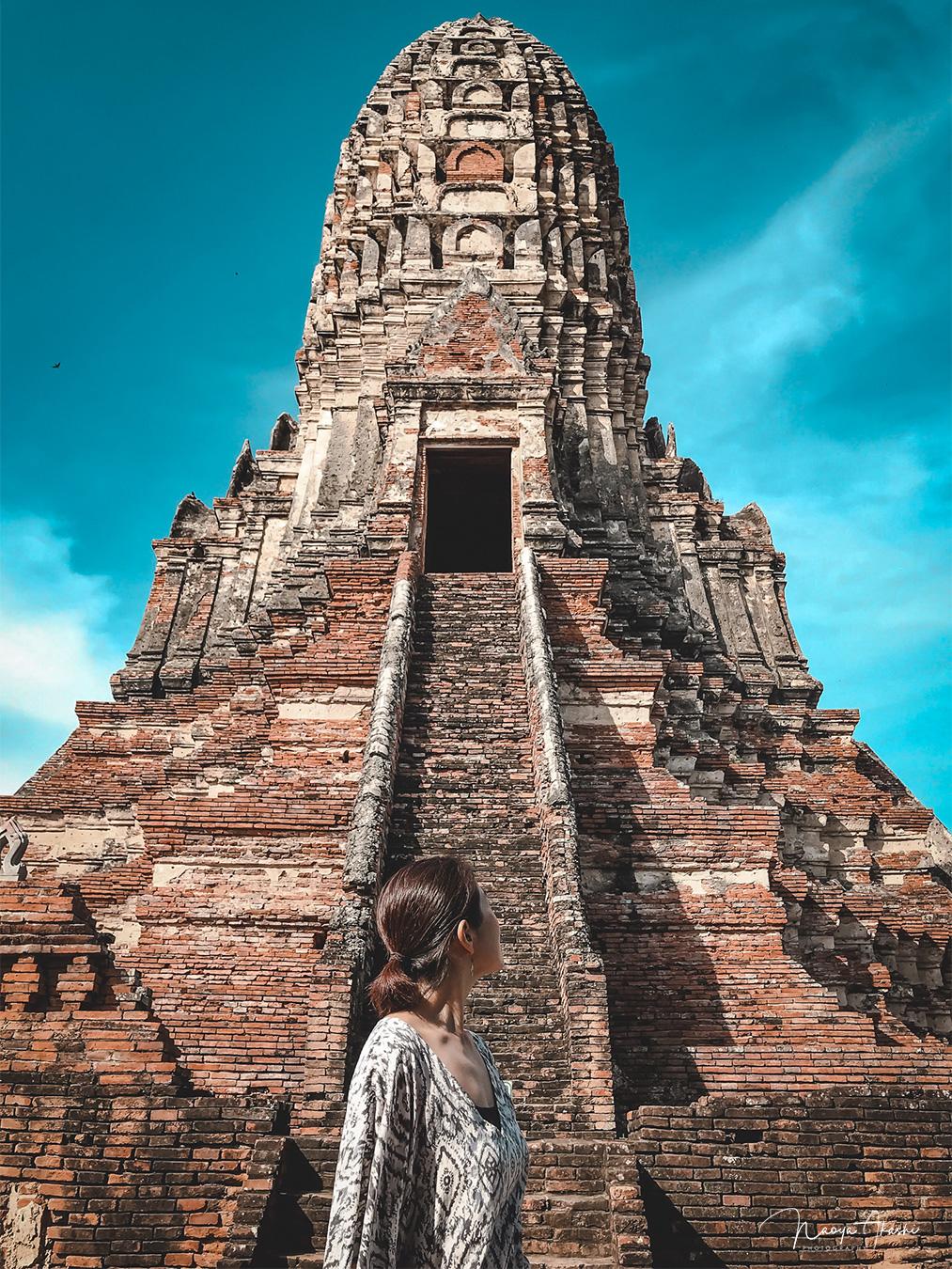 ayutthaya wat chaiwattanaram