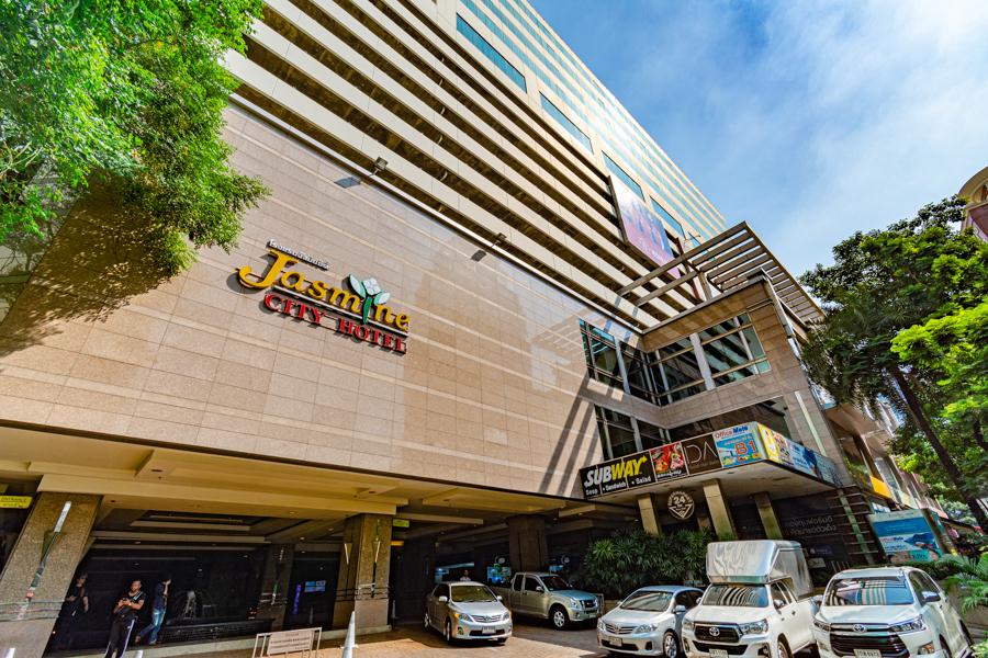 jasmine city hotel