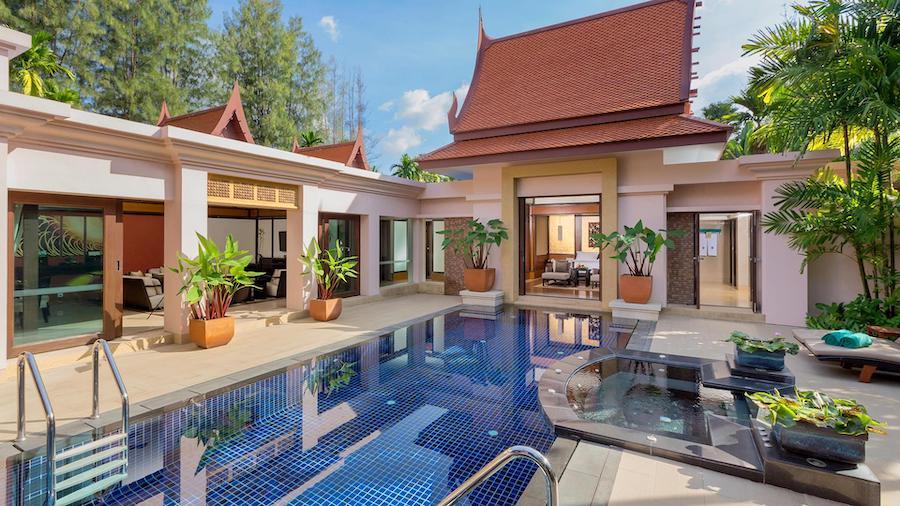 Grand Two Bedroom Pool Villa 1-min