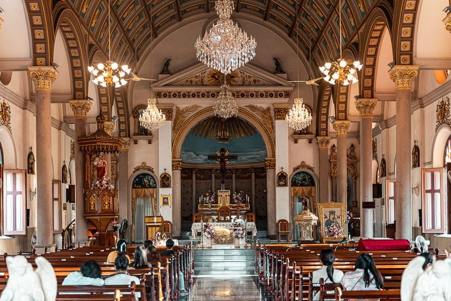 サンタクルス教会