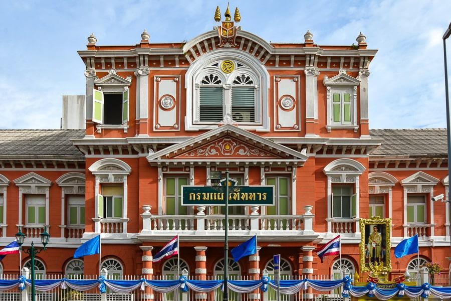 サランロム宮殿
