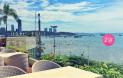 パタヤビーチを眺めながら食事ができるオーシャンビューのおすすめフードコート2選!