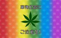 タイで薬物犯罪にはご注意を!